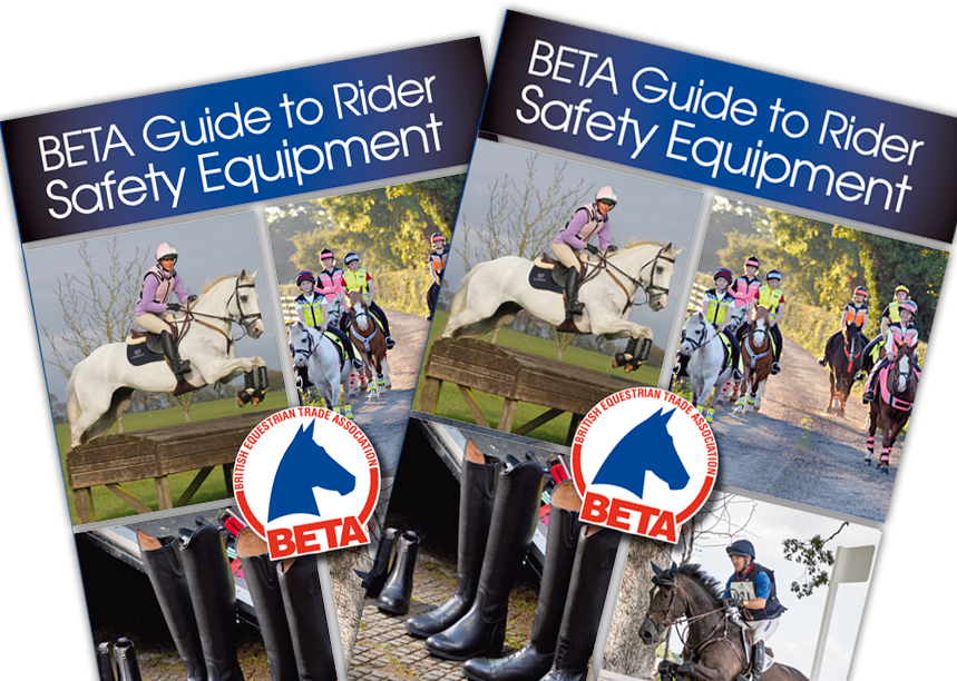 Guide to rider safety Leaflet